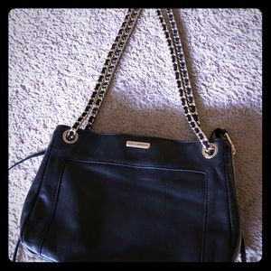 Rebecca Minkoff Black Swing Convertible Bag